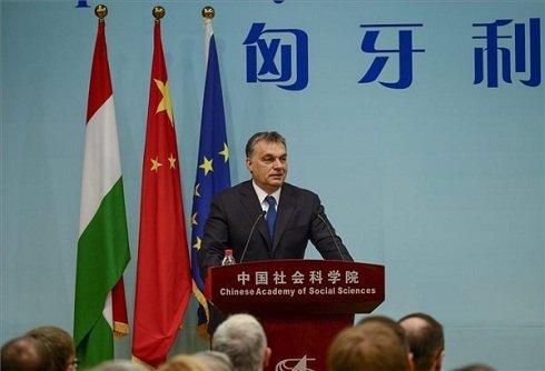 Orbán Viktor: Kína kapcsolódjon be Közép-Európa fejlesztésébe!