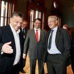 Orbán és Soros – Amikor még más idők jártak