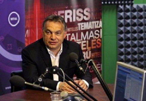 Orbán Viktor miniszterelnök a legjobbkor beszélt  a kárpátaljai magyarok autonómiájáról