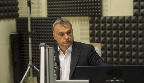 Orbán Viktor: Behívjuk a Közel-Kelet sajátos belső konfliktusait az EU-ba