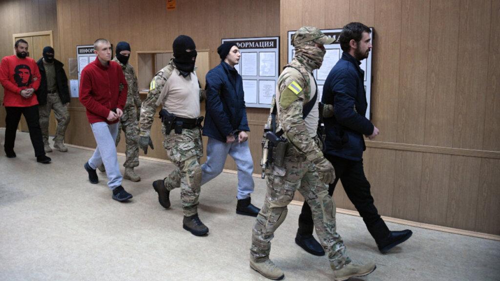Sikeres első lépés: Orosz-ukrán fogolycsere