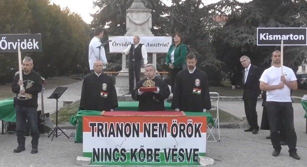 Figyelj Magyar! Nem Burgenland, hanem Őrvidék