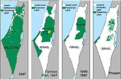 palesztína-és-izrael