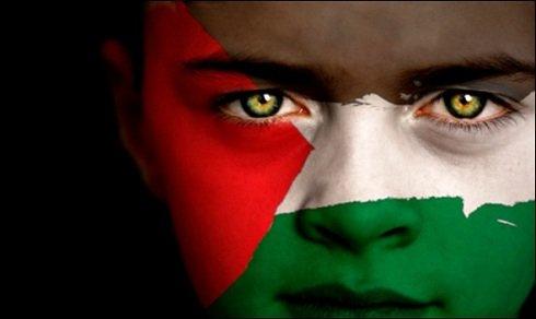 palesztinok