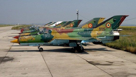 román-légierő
