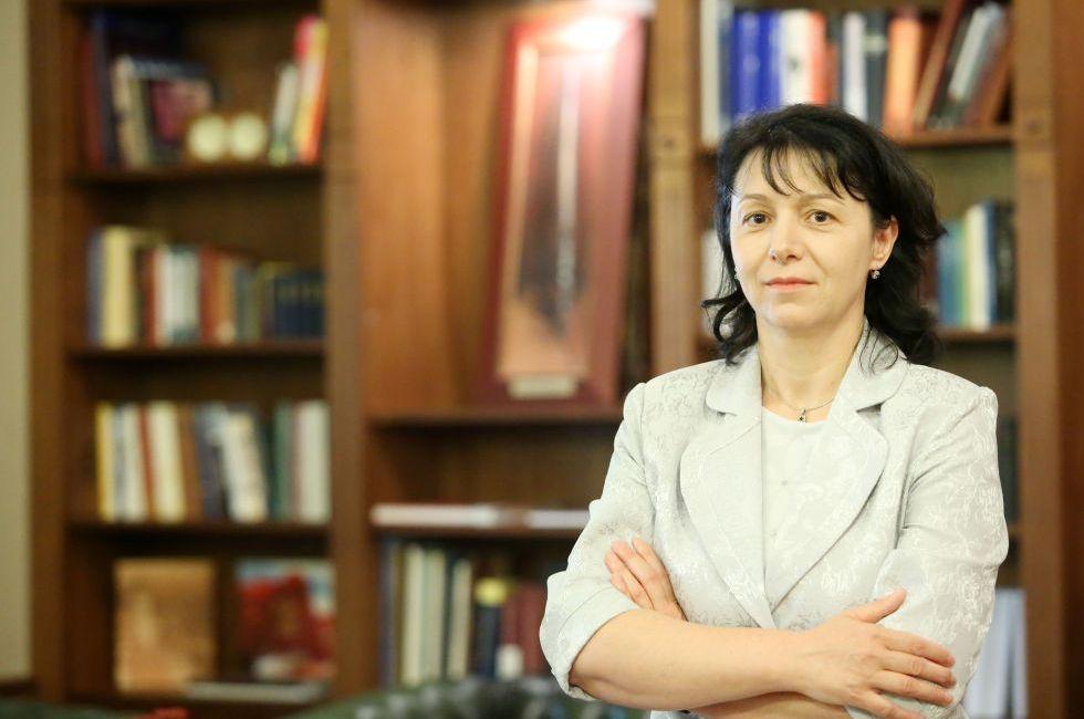 Simonné Gombos Katalin. A legfőbb ítélkező fórum polgári kollégiumának szóvivője
