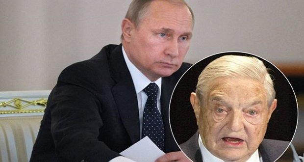 A kufár Putyin elnök ellen fordult