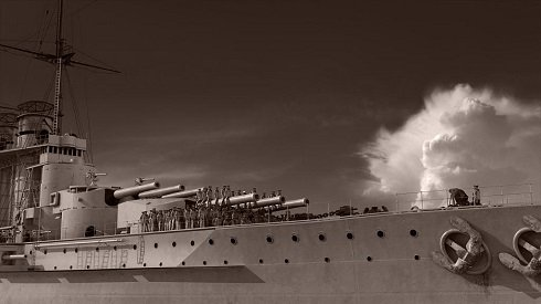 A magyar történelem legnagyobb és legmodernebb csatahajója: A Szent István