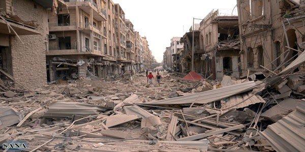 Aleppo, a XXI. század Sztálingrádja.