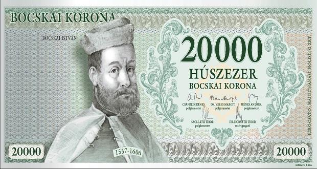 Bocskai István, a Magyarok Mózese  Kolozsváron született 1557. január 1-jén. Gyermekéveit Bécsben és Prágában töltötte. A kezdetben Habsburg párti nagyúr látva nemzete és Erdély sanyarú sorsát, szembefordult a bécsi udvarral és 1604-ben megszerezte a hajdúk támogatását, akikkel megvívta mindmáig egyetlen győztes szabadságharcunkat. 1605. december 12-én a Korponára összehívott országgyűlésen került sor a Bocskai által leginkább követelt vallásszabadság biztosítására, valamint a hajdúk ügyének rendezésére. 9254 gyalog hajdú nyert kollektív nemesi kiváltságot, s kapták örökül a hajdúvárosokat. 1606. december 29-én hunyt el Kassán. Cselekedeteiért már életében a Magyarok Mózese kitüntető címmel illették. Fotó és szöveg: Bocskai Korona