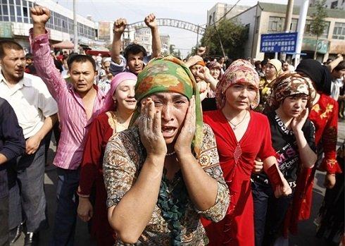 Tömeges ujgur letartóztatások Kína ujgurok lakta Xinjiang autonóm tartományában