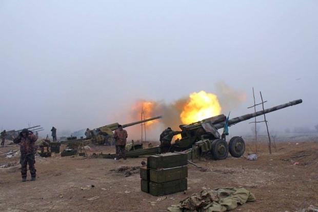 A háború napi 100 millió dollárba kerül Ukrajnának. Fotó: Ukrán Honvédelmi Minisztérium
