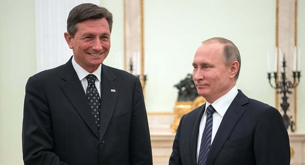 Az USA-nak büdös a szlovén levegő - Túl oroszbarát